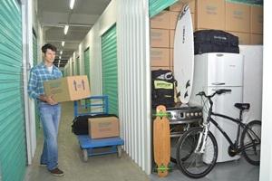 aluguel de espaço para guardar móveis