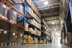 armazenagem de mercadorias