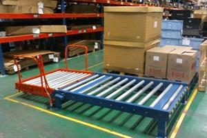 armazenagem horizontal