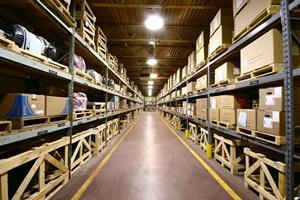 armazenamento logística