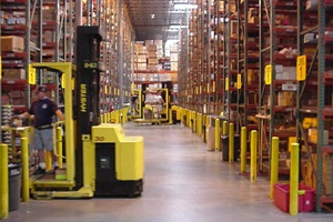logística armazenagem e estoque