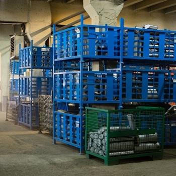 armazenamento de cargas perigosas