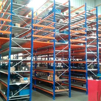 estruturas de armazenagem logística